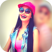 Blurred - Blur Photo Editor DSLR Image Background app in PC