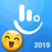 TouchPal Emoji Keyboard - Emoji,theme, sticker,gif