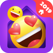 Download IN Launcher - Love Emojis & GIFs, Themes 1.3.5 APK File for Android