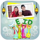 EID Mubarak Photo frames 2018 5.0 Android for Windows PC & Mac
