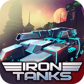 Iron Tanks: Free Multiplayer Tank Shooting Games APK 3.04