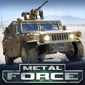 Metal Force PvP Car Shooter APK 3.47.5