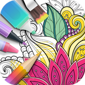 Garden Coloring Book  Latest Version Download