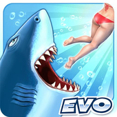 Hungry Shark Evolution APK 6.8.2