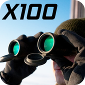 Military Super Spy Zoom Binoculars  For PC