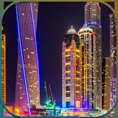 HD Dubai Live Wallpaper  APK 1.2