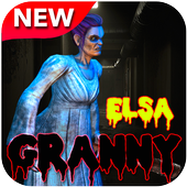 Download Scary Elsa Granny - Horror Games 1.2.07 APK File for Android