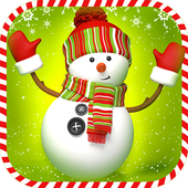 Snowman Live Wallpaper – Christmas Backgrounds 1.3 Android for Windows PC & Mac