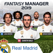 Real Madrid Fantasy Manager'17- Real football live