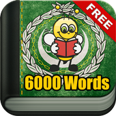 Learn Arabic Vocabulary - 6,000 Words