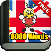 Learn English Vocabulary - 6,000 Words Latest Version Download