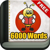 Learn Japanese Vocabulary - 6,000 Words Latest Version Download