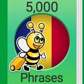 Learn Romanian - 5000 Phrases  APK 2.8.7