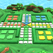 Ludo 3D Multiplayer For PC