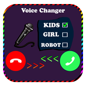 Voice changer calling prank Latest Version Download