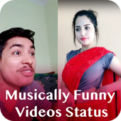Funny Videos Status Of Musically - Status Videos  APK 1.1