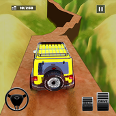 Mountain Climb 4x4 Drive 1.5 Android for Windows PC & Mac