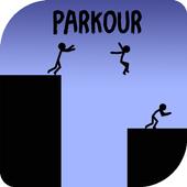 Stickman Parkour Platform For PC