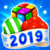 Candy Witch Match 3 Puzzle Free Games APK 13.5.3977