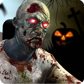 Download Real zombie hunter - FPS shooting in Halloween 1.9 APK File for Android