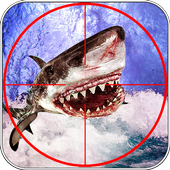 Shark Shooting Hungry Evolution-Dunkrik Shooter 3D