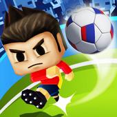 Blocky Championship 2018: Mini Football Game