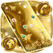 Golden Launcher APK 1.296.1.128