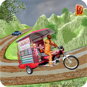 Drive Hill Chingchi Rickshaw: Offroad Driving Latest Version Download