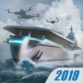 Pacific Warships Online Wargame PvP Naval Shooter APK 0.9.84