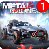 Download METAL MADNESS PvP: War Apex of Online Car Shooter 0.31.2 APK File for Android
