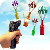 Target Bottle Shoot 3D 1.0 Android for Windows PC & Mac