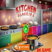 Alara Kitchen Slacking