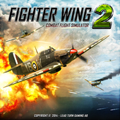 Download FighterWing 2 Flight Simulator 2.78 APK File for Android