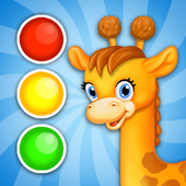 Learn colors for toddlers! Kids color games APK 1.1.2