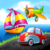 Learning Transport Vehicles for Kids and Toddlers APK 1.2.1