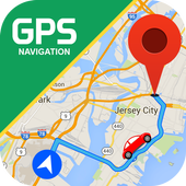 GPS Route Finder & Transit: Maps Navigation Live For PC