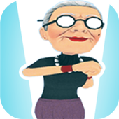 Granny Running: Angry Run 1.3 Android for Windows PC & Mac