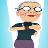 Granny Running: Angry Run 1.3