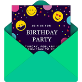 Invitation Maker by Greetings Island For PC
