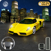Night Car Parking Simulator 2018 1.01 Android for Windows PC & Mac