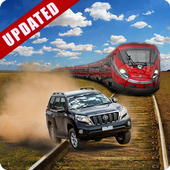 Train vs Prado Racing 3D Latest Version Download