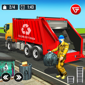 Garbage Truck: Trash Cleaner Driving Game  Latest Version Download