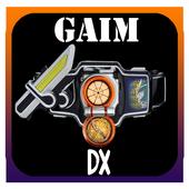Download Driver Belt for KR Gaim Henshin Belt 1.100 APK File for Android
