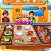 Food Truck - The kitchen Chef's Cooking Game  APK 1.4