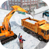 Snow Heavy Excavator Simulator  in PC (Windows 7, 8 or 10)