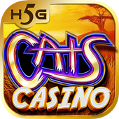 CATS Casino - Real Hit Slots! in PC (Windows 7, 8 or 10)