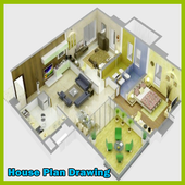 Download House Plan Drawing Simple ideas 1.0 APK File for Android