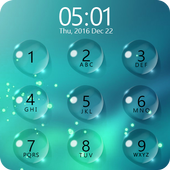 keypad lock screen For PC
