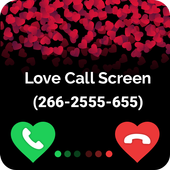 Love Caller Screen For PC