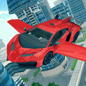 Flying Car 3D 2.7 Android for Windows PC & Mac